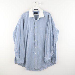 Vintage Christian Dior French Cuff Dress Shirt